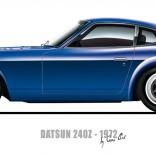 Datsun/Nissan Fairlady 240Z