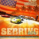 Sebring 60's : sunshine, gentlemen drivers et ambiance yéyé !
