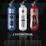 L'Exctincteur, par Cars-Art