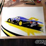 Ferrari 512BB LM 1980 n°76
