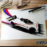 Peugeot 905 LM 1992 winner n°1