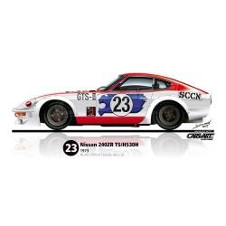 Datsun/Nissan 240ZR TS HS30H Works 1973