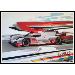 Audi e-Tron LMP1