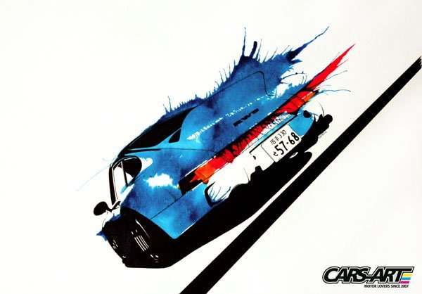 Rauh-Welt Begriff // RWB Blue 964