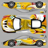 Dunlop Art Car contest 2013