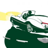 Carte de voeux Provost Automobiles Le Mans