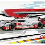 Audi R18 – Wings of Rings 2015