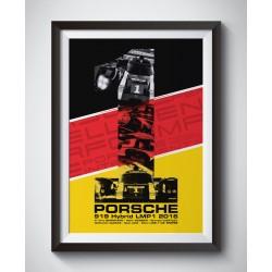 Porsche 919 LMP 2016