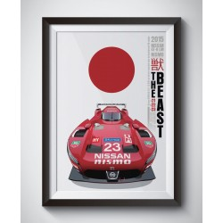 Nissan - The Beast