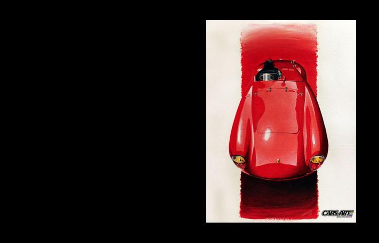Ferrari 750 Monza Scaglietti Spyder